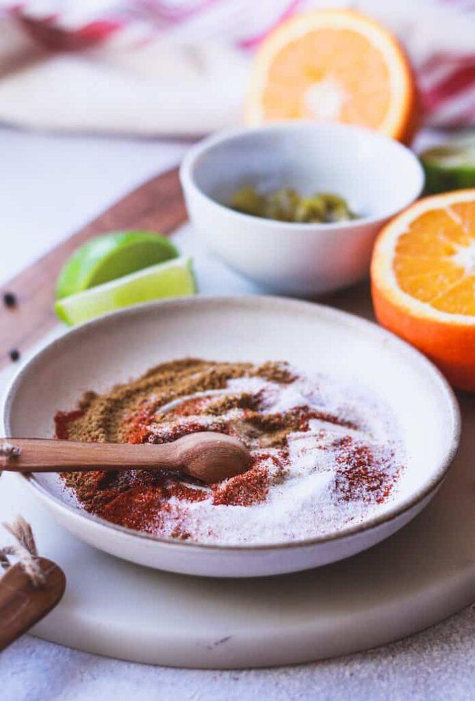 seasonings for crockpot carnitas