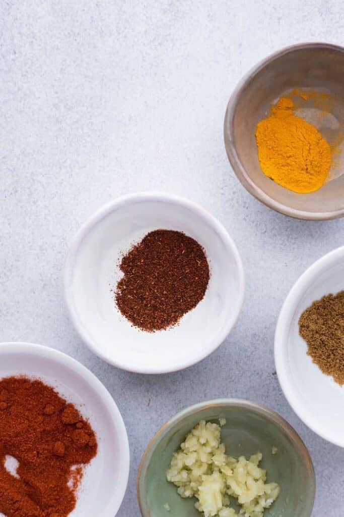 spices for keto bbq sauce