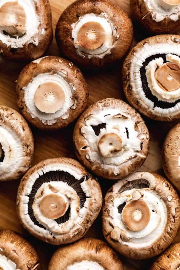 mushrooms for keto mushroom soup